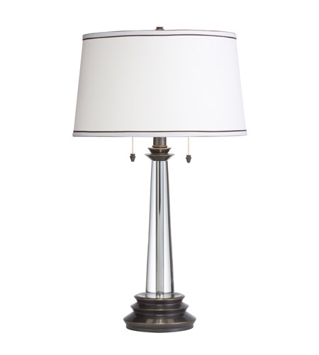 Kichler Lighting Christianne 2 Light Table Lamp in French Bronze 70794CA