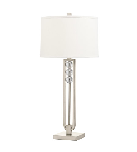 Kichler Lighting Signature 1 Light Table Lamp in Champagne 70825