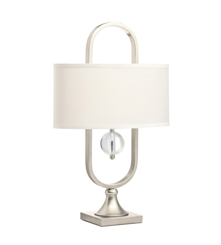 Kichler Westwood Saratoga 1 Light Table Lamp in Champagne 70828CA photo