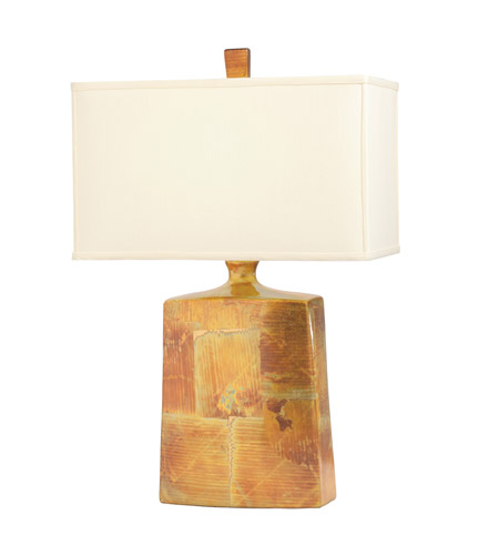Kichler Lighting Signature 1 Light Table Lamp in Hand Painted Porcelain 70838 photo