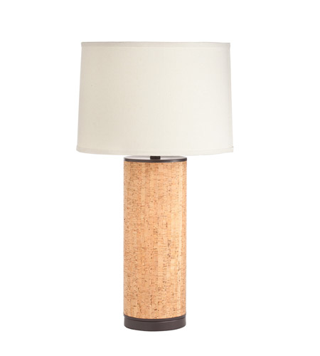 Kichler Westwood Corky 1 Light Table Lamp in Natural 70839CA