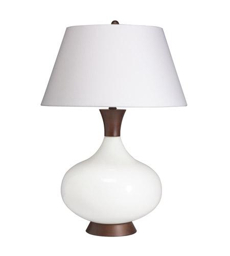 Kichler Lighting Westwood Dagmar 1 Light Table Lamp in White 70853
