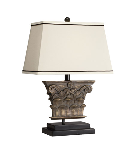 Kichler Lighting Westwood Corbel 1 Light Accent Lamp in Hand Painted 70858CA photo