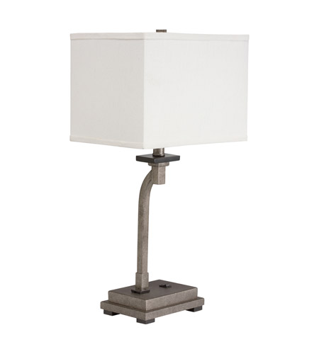 Kichler Lighting Westwood Darian 1 Light Desk Lamp in Painted Metal 70864CA photo