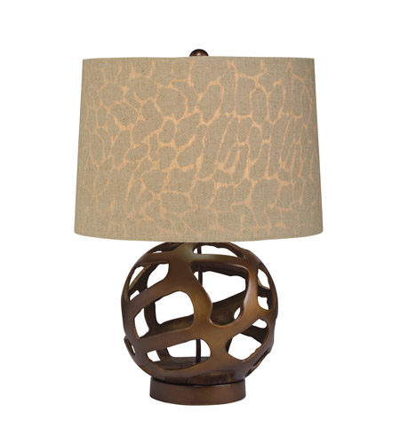 Kichler Lighting Westwood Signature 1 Light Accent Lamp in Bronze 70871
