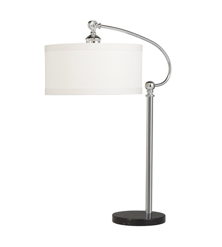 Kichler Westwood Gatwick 1 Light Table Lamp in Chrome 70874CA