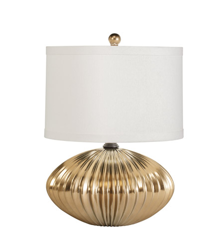 Kichler Westwood Raquel 1 Light Table Lamp in Ceramic 70879CA