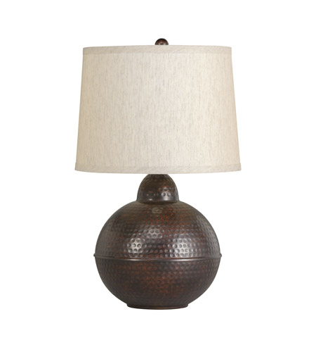 Kichler Westwood Missoula 1 Light Table Lamp in Bronze 70883CA photo