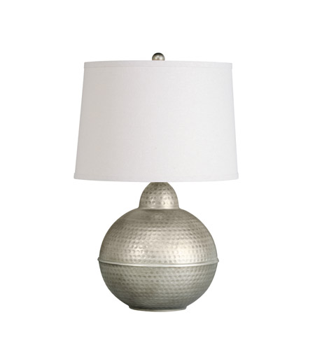 Kichler Westwood Missoula 1 Light Table Lamp in Antique Pewter 70883APCA