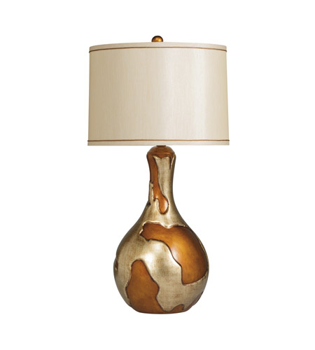 Kichler Westwood Amira 1 Light Table Lamp in Hand Painted Porcelain 70890 photo
