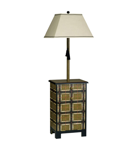 Kichler Lighting Malcolm 1 Light Floor Lamp - Tray in Other Finishes 74116