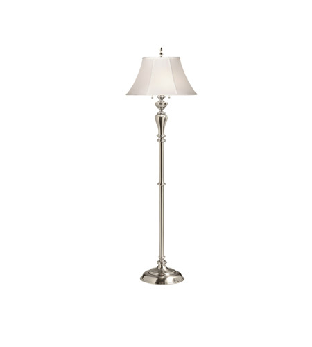 Kichler Lighting New Traditions 2 Light Floor Lamp - Twin Pull in Eastminster 74159