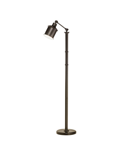 Kichler Lighting Signature 1 Light Floor Lamp in Bronze 74241CA
