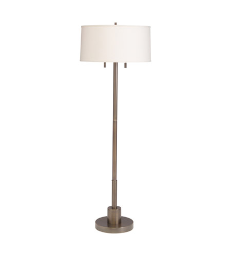 Kichler Lighting Robson 2 Light Floor Lamp - Twin Pull in Oil Rubbed Bronze 74249ORZ photo