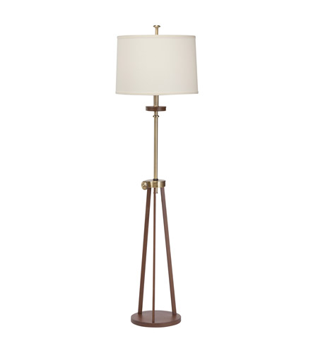 Kichler Lighting Signature 2 Light Floor Lamp in Antique Brass 74262AB