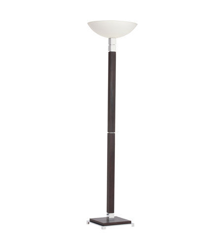 Kichler Lighting Alex 1 Light Torchiere in Wood 76104 photo