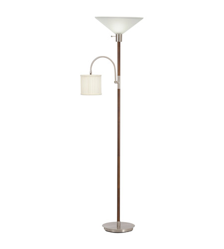 Kichler Lighting Signature 2 Light Torchiere in Painted Metal 76142