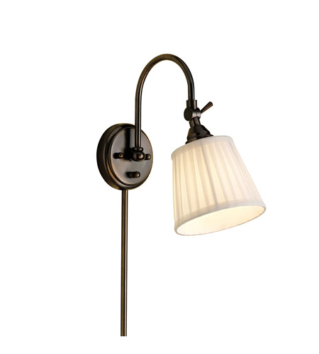 Kichler Lighting Blaine 1 Light Wall Sconce in Burnished Bronze 78011BBZCA