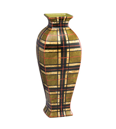 Kichler Lighting Malcolm Decorative Vase in Camel 78038 photo
