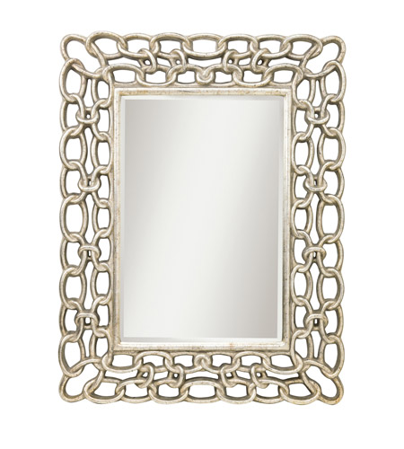 Kichler Lighting Link Mirror in Antique Silver 78126 photo