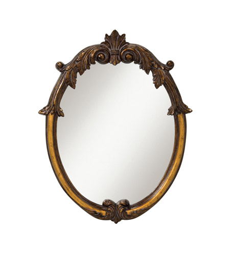 Kichler Lighting Countess Mirror in Antique Gold 78128