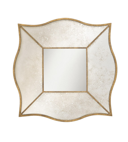 Kichler Lighting Bethany Mirror in Antique Gold Leaf 78129 photo