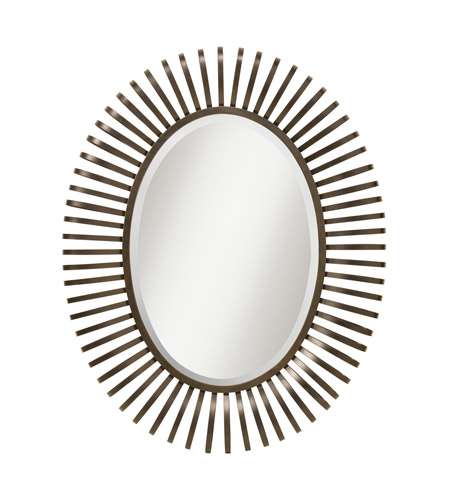 Kichler Lighting Slinkee Mirror in Dark Brown 78133 photo
