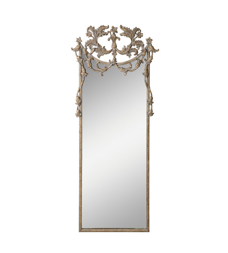 Kichler Lighting Broussard Mirror in Antique Gold 78141 photo