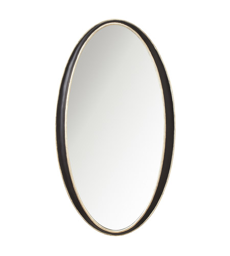 Kichler Lighting Signature Mirror in Black with Silver 78150
