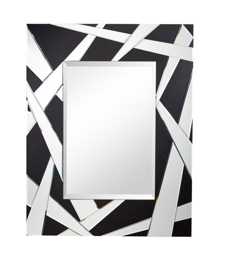 Kichler Lighting Westwood Cutting Edge Mirror in Black Material 78164