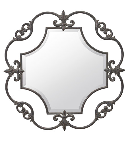 Kichler Lighting Westwood Orleans Mirror in Painted Metal 78169 photo