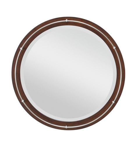 Kichler Westwood Stowaway Mirror in Wood 78181 photo