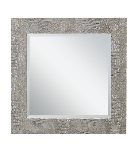 Kichler Westwood Anaconda Mirror in Antique Silver 78182 photo