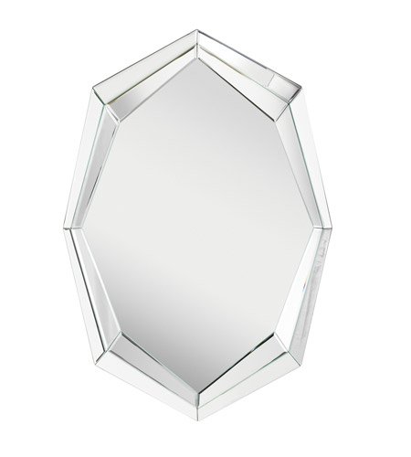 Kichler Westwood Asher Mirror in White 78190 photo