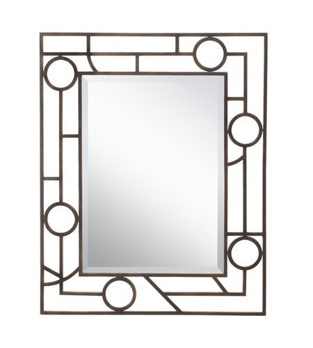 Kichler Westwood Arden Mirror in Painted Metal 78191 photo
