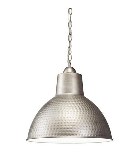 Kichler 78200ap Missoula 1 Light 14 Inch Antique Pewter Pendant Ceiling In Standard