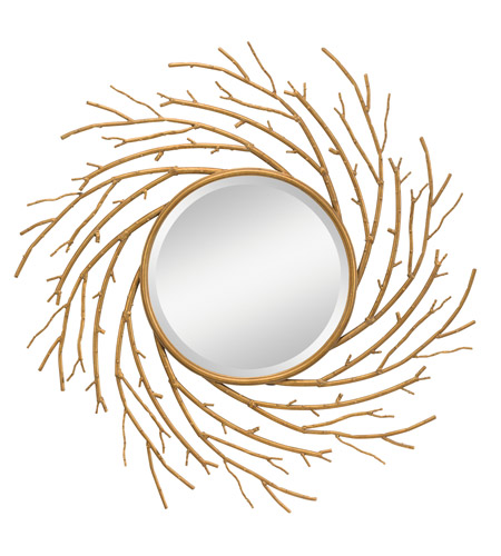 Kichler Lighting Westwood Kayla Mirror in Antique Gold 78214 photo