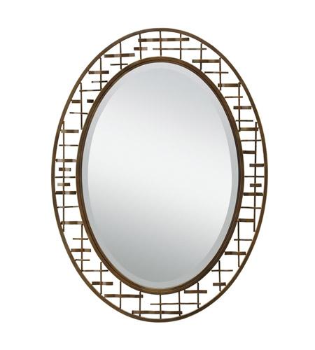 Kichler Westwood Loom Mirror in Olde Bronze 78248