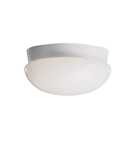 Kichler Lighting Ceiling Space 3 Light Flush Mount in White 8103WH photo