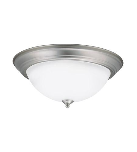 Kichler 8116niled Signature Led 15 Inch Brushed Nickel Flush Mount Ceiling Light
