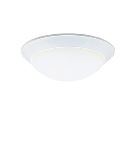 Kichler Lighting Ceiling Space 2 Light Flush Mount in White 8882WH