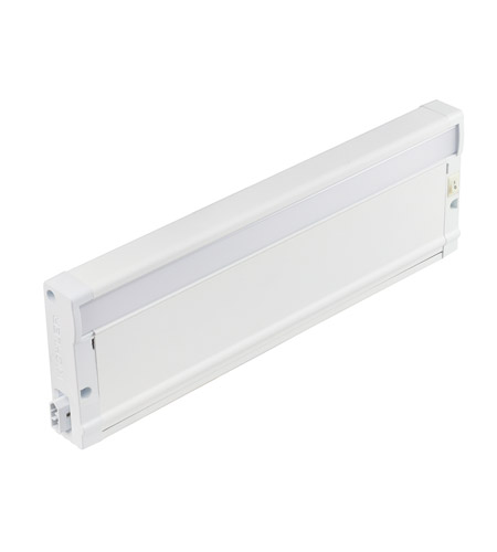Kichler 8U27K12WHT 8U Series 13 inch Textured White LED Under Cabinet  Lighting in 12in, 2700K - Kichler 8U27K12WHT 8U Series 13 Inch Textured White LED Under