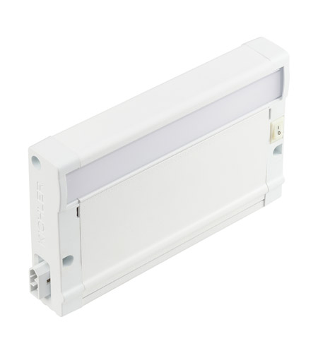 Kichler 8U30KM07WHT 8U Series 7 inch Textured White LED Under Cabinet Lighting photo