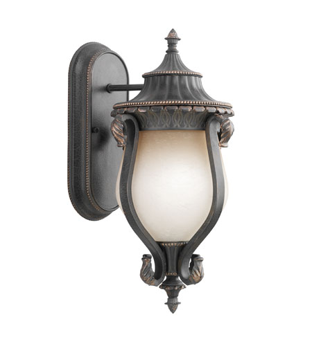 Kichler Lighting Rochelle Outdoor Wall Lighting 9096ACK