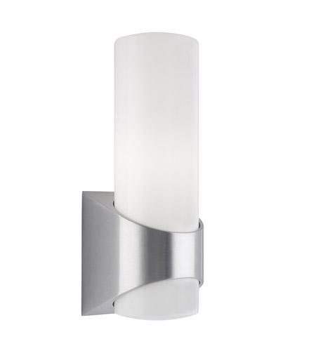 Kichler Lighting Celino 1 Light Outdoor Wall Lantern in Brushed Aluminum 9110BA