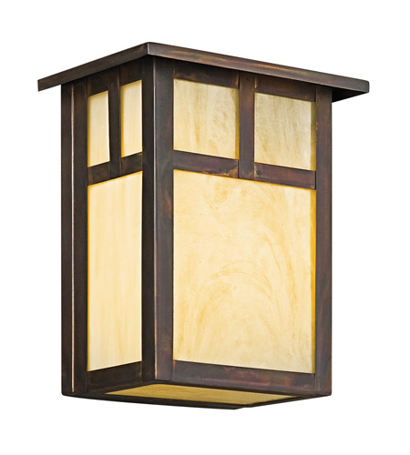 Kichler Lighting Alameda 1 Light Outdoor Wall Lantern in Canyon View 9143CV photo