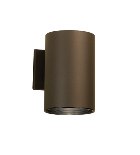 Kichler Lighting Signature 1 Light Outdoor Wall Lantern in Architectural Bronze 9236AZ