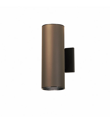 Kichler Lighting Signature 2 Light Wall Sconce in Architectural Bronze 9244AZ