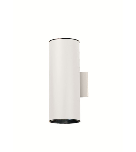 Kichler Lighting Signature 2 Light Wall Sconce in White 9246WH