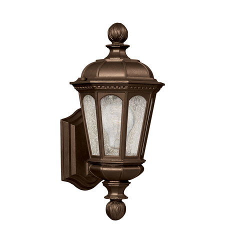 Kichler Lighting Beacon Hill Outdoor Wall 1lt In Legacy Bronze 9291lz